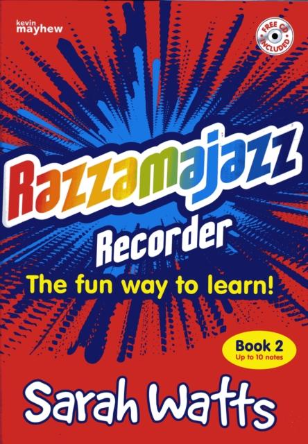Razzamajazz Recorder  Book 2