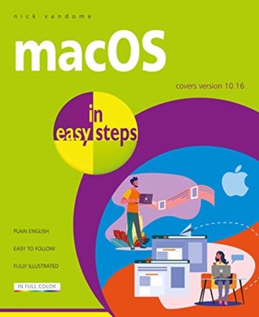 macOS in easy steps