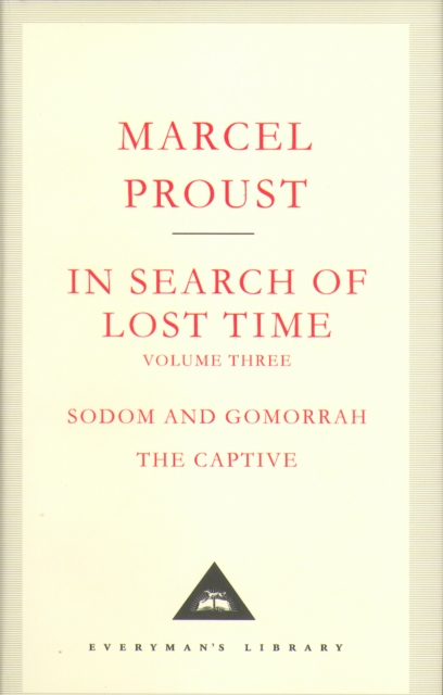 In Search Of Lost Time Volume 3