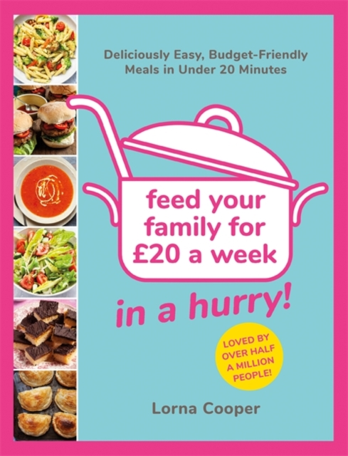 Feed Your Family For GBP20...In A Hurry!