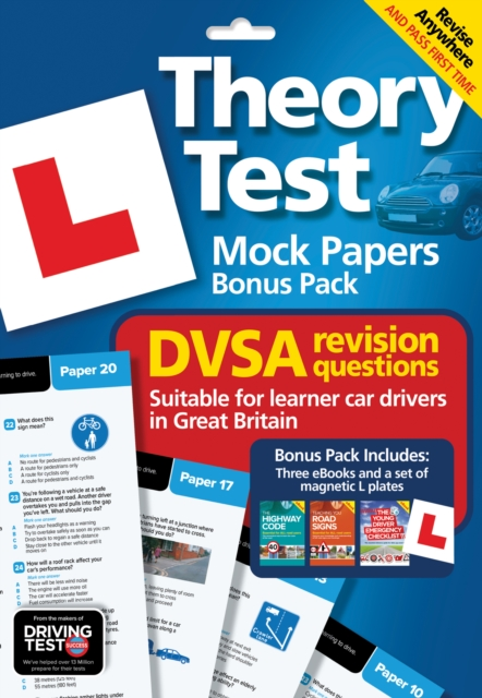 Theory Test Mock Papers Bonus Pack