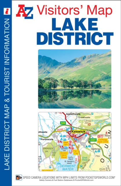 Lake District Visitors Map