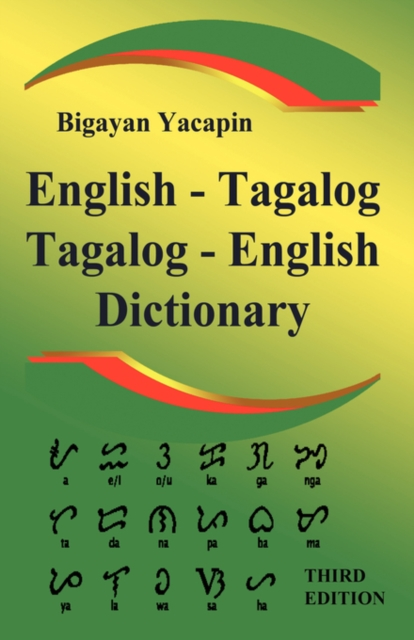 Comprehensive English-Tagalog Tagalog-English Bilingual Dictionary