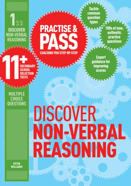 Practise & Pass 11+ Level One: Discover Non-verbal Reasoning