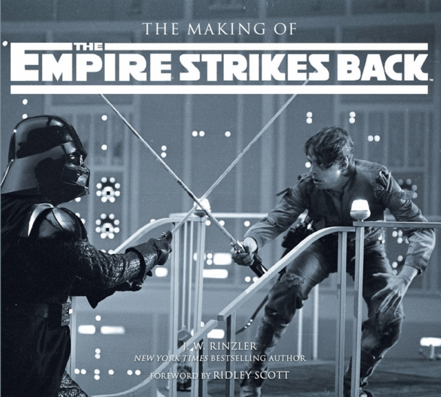 Making of the Empire Strikes Back