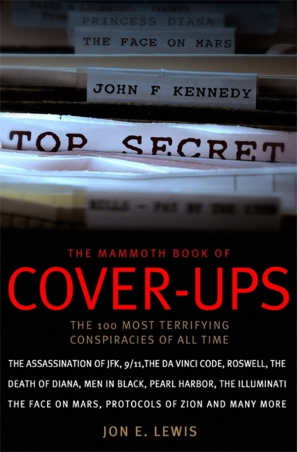 Mammoth Book of Cover-Ups