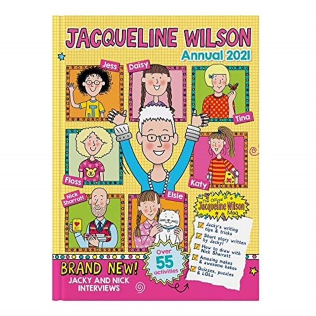 Jacqueline Wilson Annual
