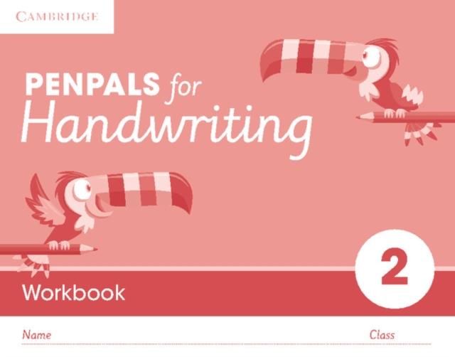 Penpals for Handwriting Year 2 Workbook (Pack of 10)