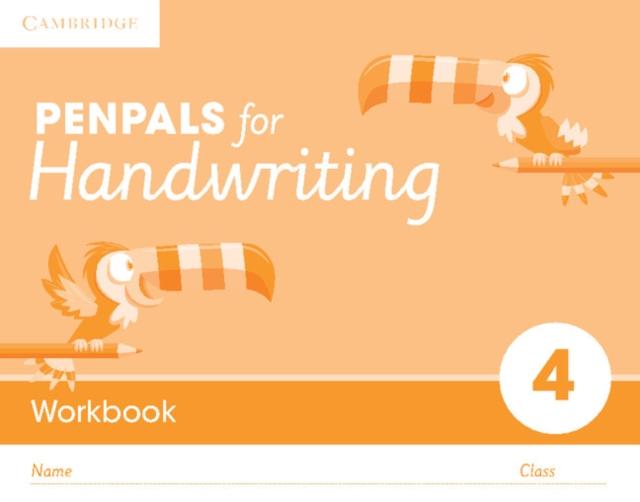 Penpals for Handwriting Year 4 Workbook (Pack of 10)