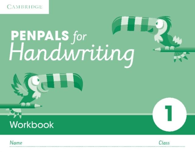 Penpals for Handwriting Year 1 Workbook (Pack of 10)