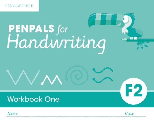 Penpals for Handwriting Foundation 2 Workbook One (Pack of 10)