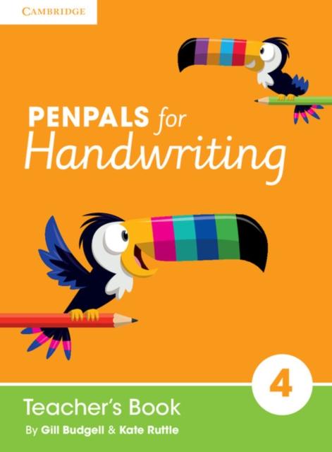 Penpals for Handwriting Year 4 Teacher's Book