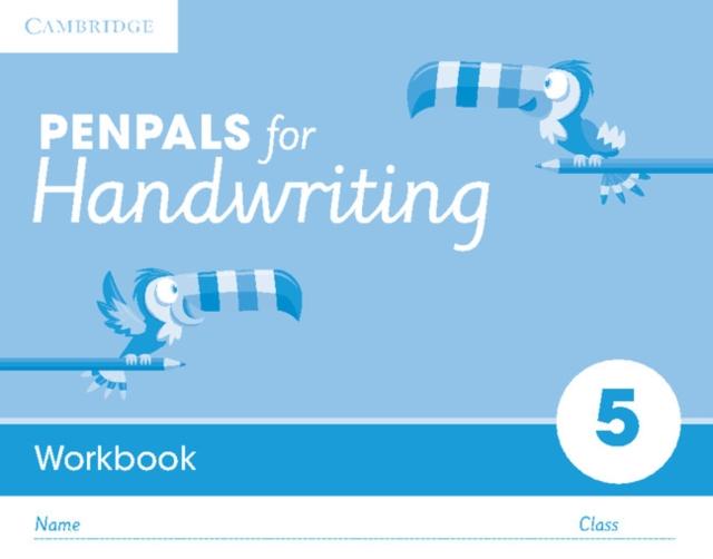 Penpals for Handwriting Year 5 Workbook (Pack of 10)
