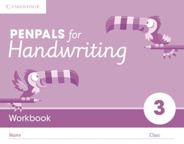 Penpals for Handwriting Year 3 Workbook (Pack of 10)