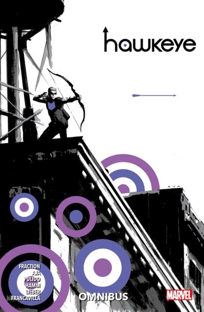 Hawkeye Omnibus Vol. 1