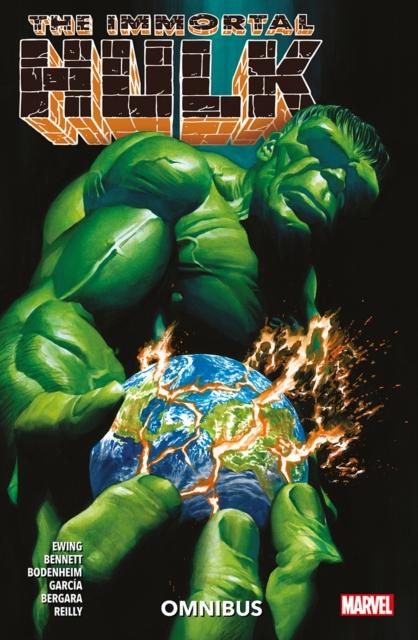 Immortal Hulk Omnibus Volume 2