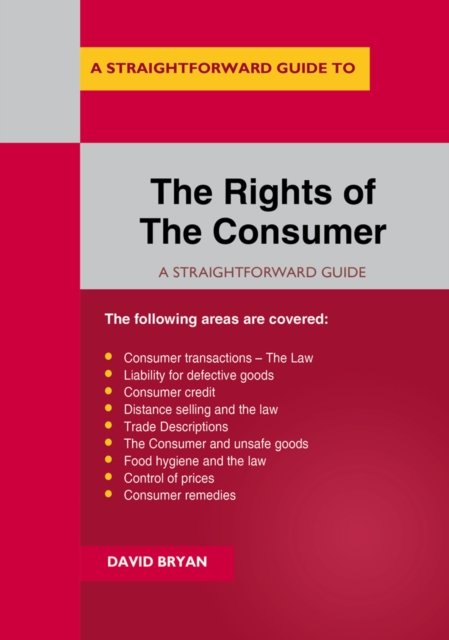 Rights Of The Consumer