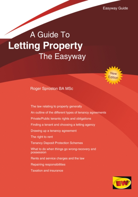Guide To Letting Property