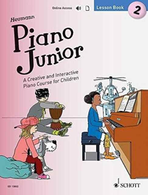 Piano Junior Lesson