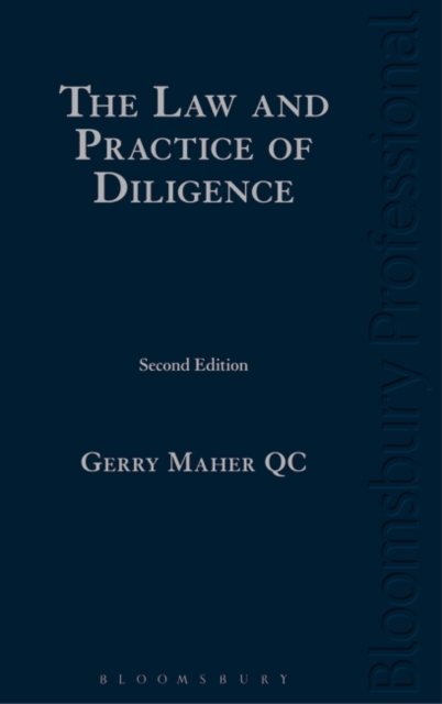 Law and Practice of Diligence