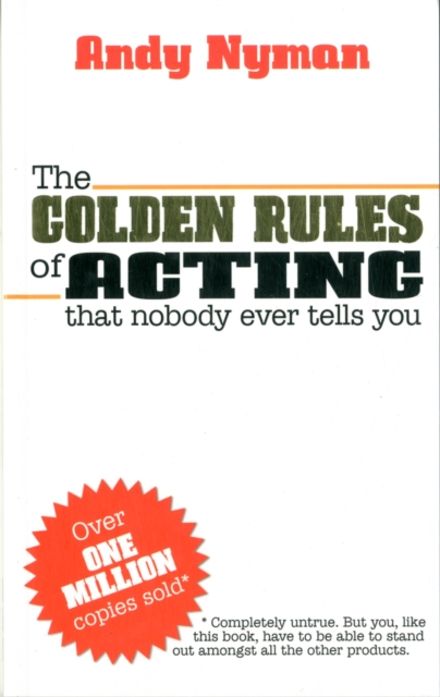 Golden Rules of Acting