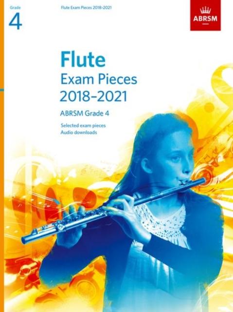 Flute Exam Pieces 2018-2021, ABRSM Grade 4