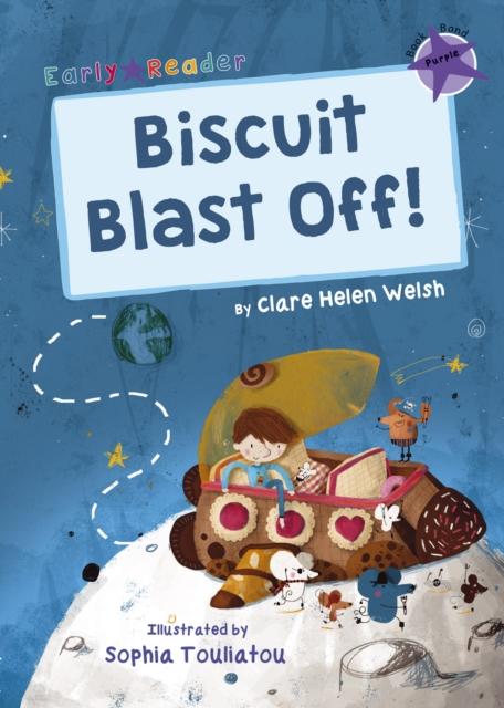 Biscuit Blast Off!