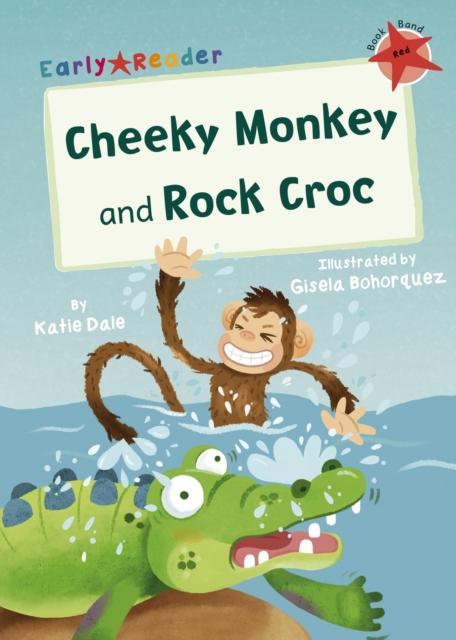 Cheeky Monkey and Rock Croc
