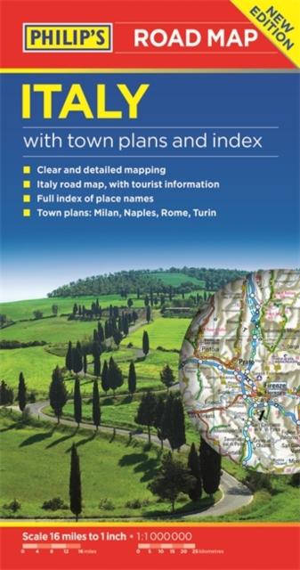 Philip's Italy Road Map