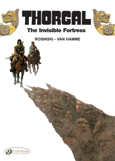 Thorgal Vol.11: the Invisible Fortress