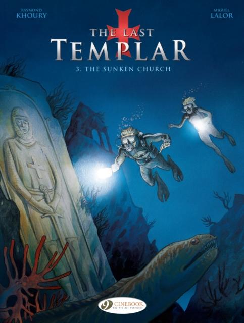 Last Templar the Vol.3: the Sunken Church