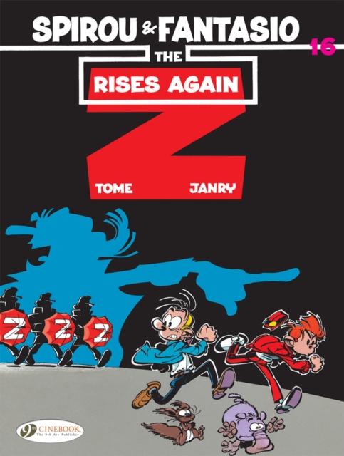 Spirou & Fantasio Vol.16: The Z Rises Again