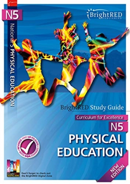 BrightRED Study Guide National 5 Physical Education - New Edition