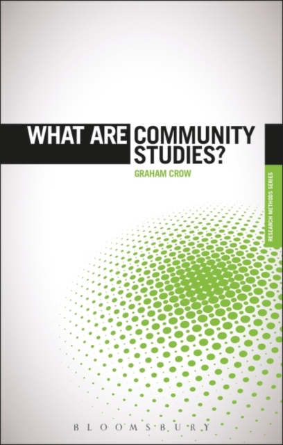 What are Community Studies?