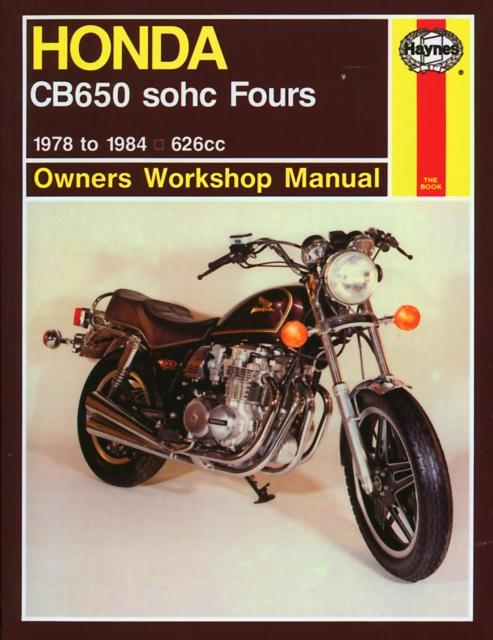 Honda CB650 Sohc Fours (78 - 84)