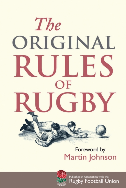Original Rules of Rugby