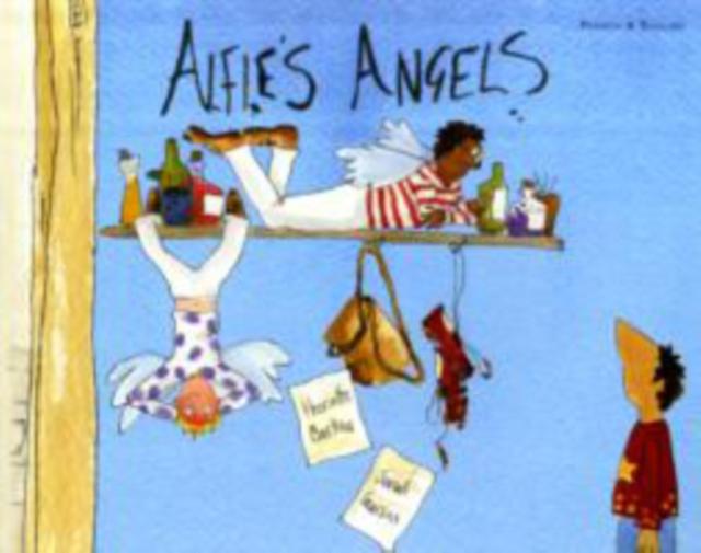 Alfie's Angels in Urdu and English