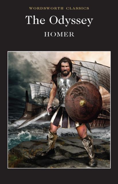 The Odyssey (Wordsworth Classics)