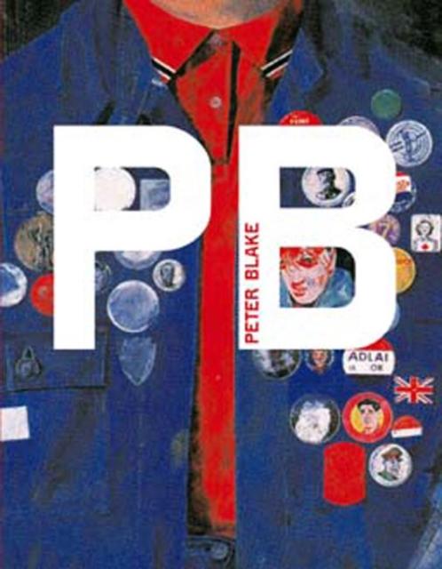 Peter Blake    (Modern Artists)