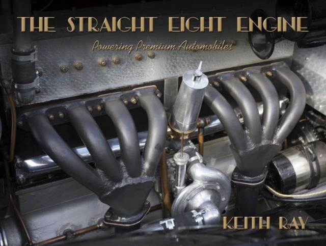 Straight Eight Engine