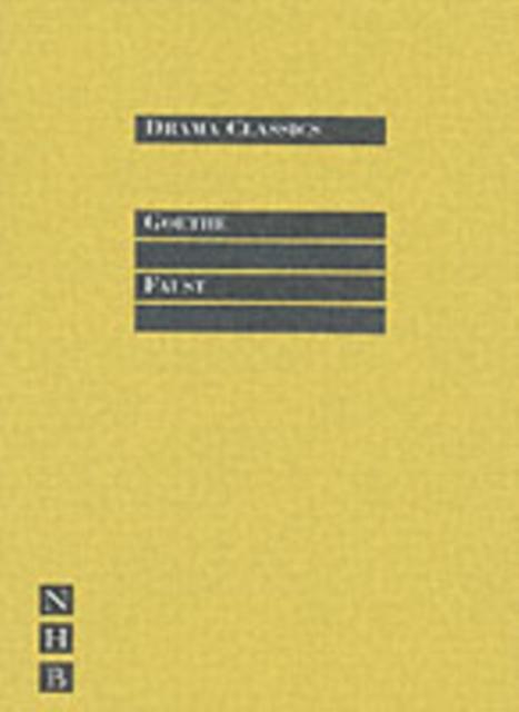 Faust Parts 1 & 2 (Drama Classics)