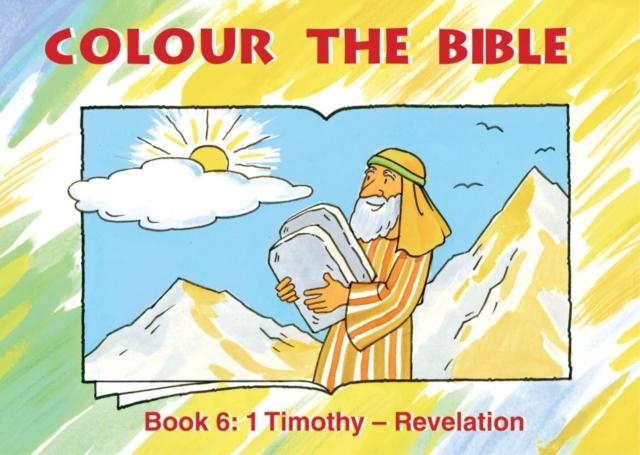 Colour the Bible Book 6