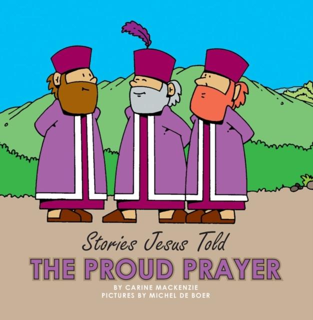 Proud Prayer