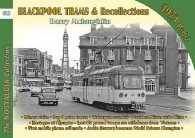 Blackpool Trams & Recollections