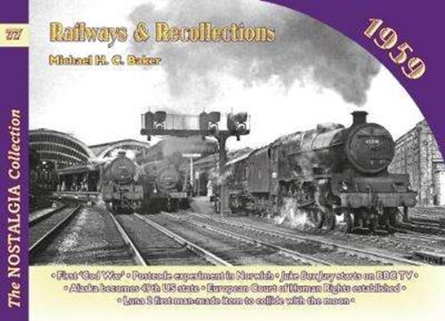 RAILWAYS & RECOLLECTIONS VOL 78 1959
