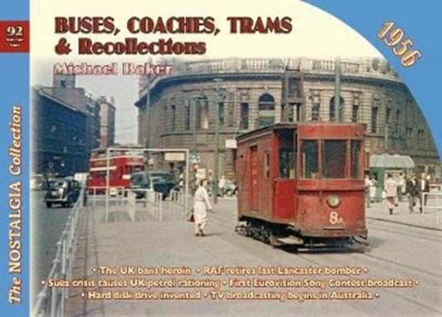 Buses, Coaches Trams & Recollections 1956