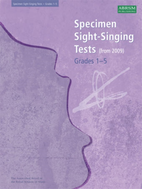 Specimen Sight-Singing Tests, Grades 1-5