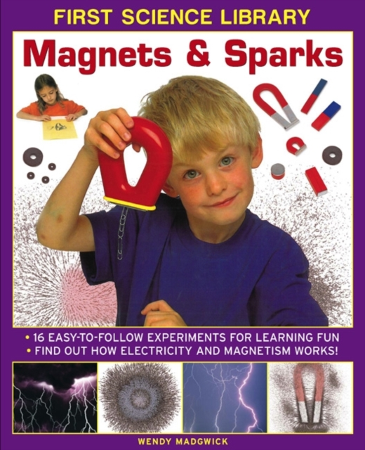 First Science Library: Magnets & Sparks