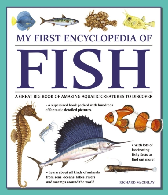 My First Encyclopedia of Fish (giant Size)