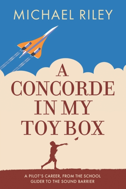 Concorde in my Toy Box